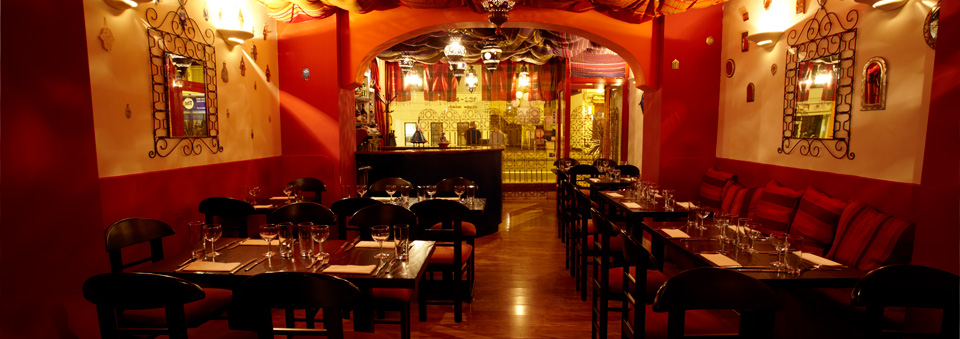 Azou north african restaurant for African cuisine restaurants